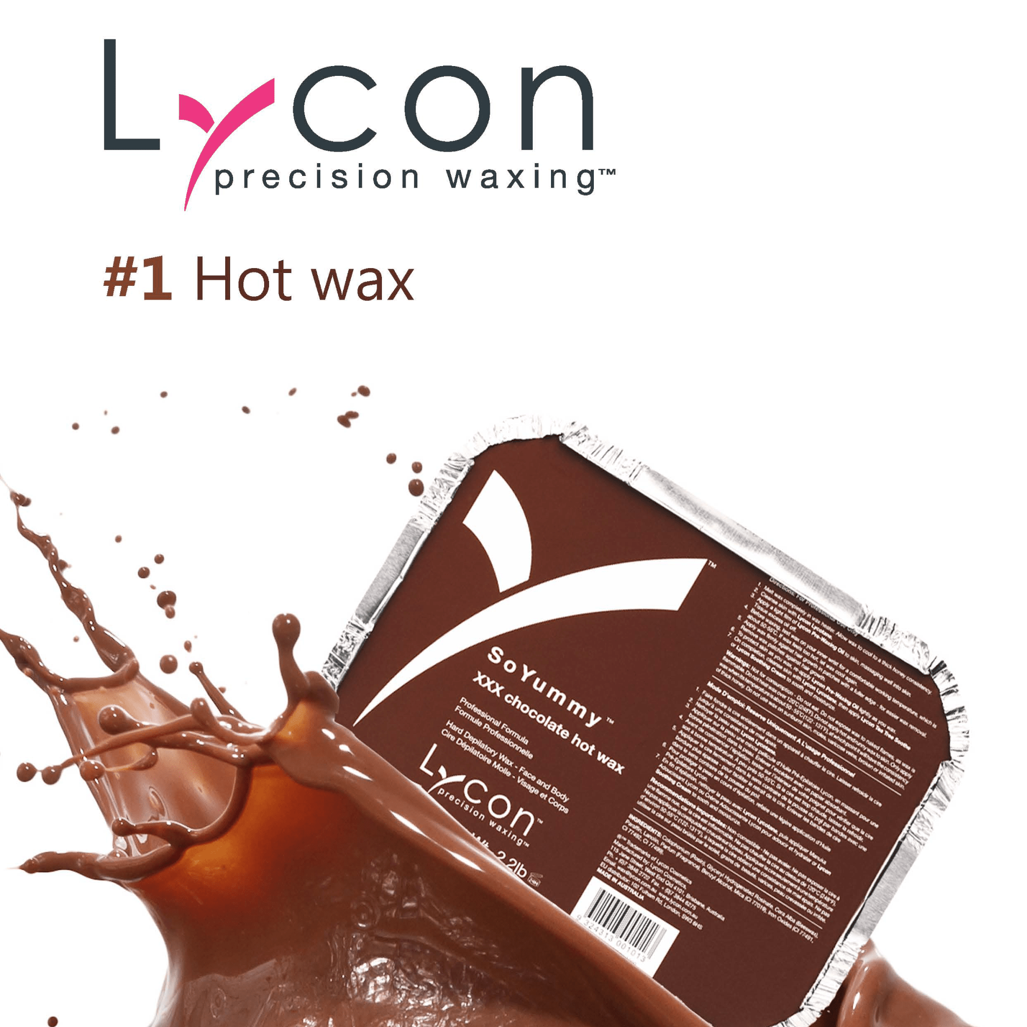 Wax and Relax - Harlow, Lycon products