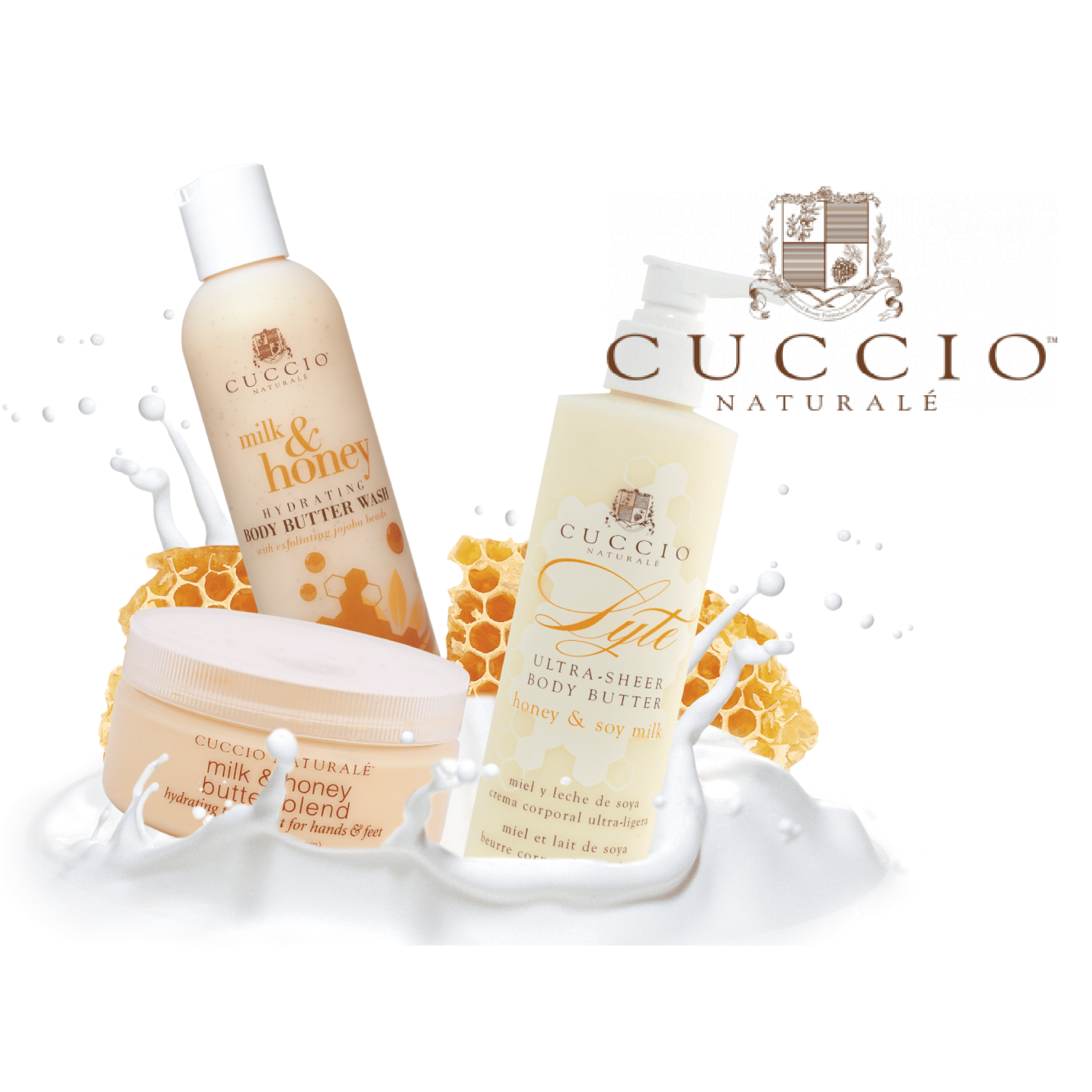 Wax and Relax - Harlow, Cuccio products